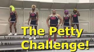 Starrkeisha's #PettyChallenge Compilation! @TheKingOfWeird