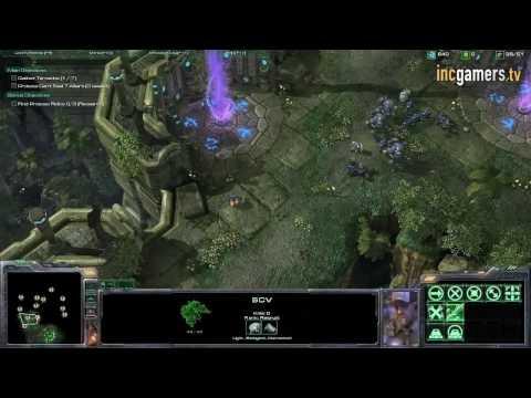 Новые видео синглплеера StarCraft II. Пост обновлен!!!