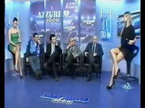 Marica Giannini Azzurro Show 15 Marzo 2012