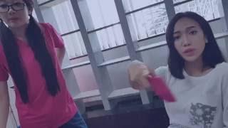 Diệu Nhi- Thánh Bào showbiz(hậu trường quay sitcom)