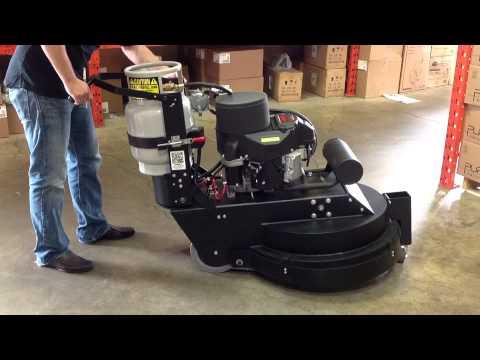 Betco Big Bertha Training Tutorial Youtube