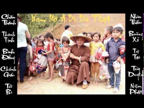 Chùa Linh Quang - Thôn Chương Nghĩa - Xã Nghĩa Châu - Ca Nhạc Con Theo Cha Di Đà Sub