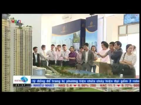 Goldmark City nổi bật trên bản tin tài chính VTV1