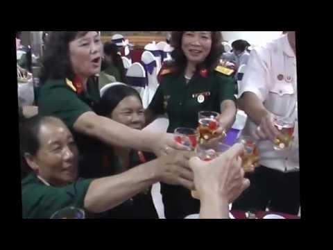 Gặp mặt 300 nữ Cựu chiến binh QĐ 2 tại Quảng bình 9/2014 (P4)