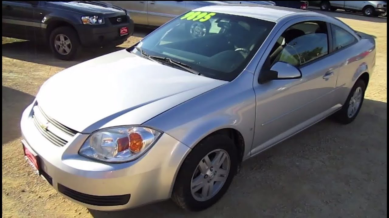 2006 chevrolet cobalt coupe start up walk around and. Black Bedroom Furniture Sets. Home Design Ideas