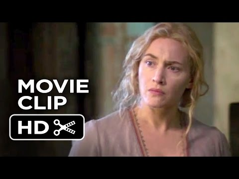 A Little Chaos Movie CLIP - Curiosity (2015) - Kate Winslet, Matthias Schoenaerts Movie HD