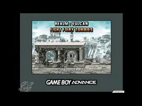 Altered Beast: Guardian of the Realms Game Boy Gameplay