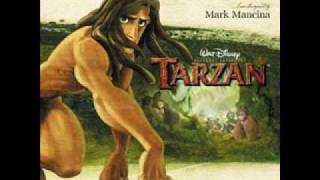 Tarzan Soundtrack- You'll Be In My Heart (Movie Version