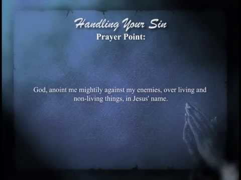 Ancient of Days 'Prayer Bonanaza [Handling Your Sin]' TV programme