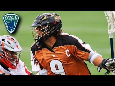 Matt Striebel 2013 MLL Highlights