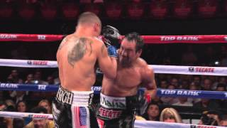Juan Manuel Marquez Vs. Mike Alvarado: HBO World