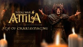 Total War: Attila - Age of Charlemagne - In-Engine Cinematic Trailer