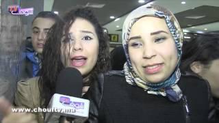 مثير وبالفيديو.. شوفو جماهير المعجبين والمعجبات غيحماقو على إهاب أمير | بــووز