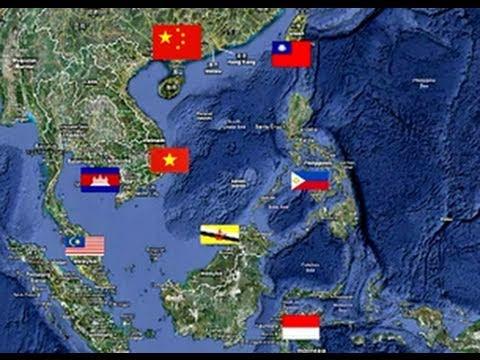 Video: Tranh chấp Biển Đông