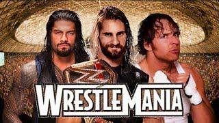 Roman Reigns vs Seth Rollins vs Dean Ambrose Wrestlemania 31 Promo  HD