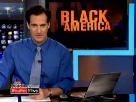 CNN Student News Special: Black in America image