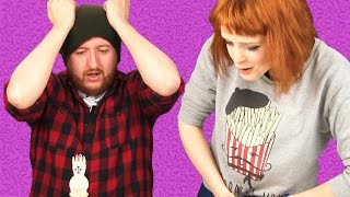 People Try Strange Condoms