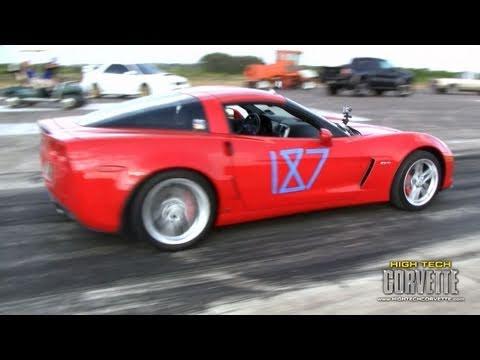 190.2mph Z06 Corvette - The Texas Mile - October 2010