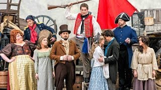 "Lyric Theatre Company Presents ""Les Misérables"""