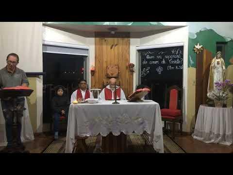 Santa Missa | 13.08.2020 | Quinta-feira | Padre José Sometti | ANSPAZ
