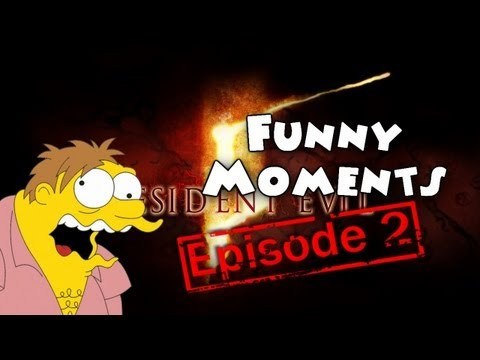 Funny Moments Episode 2: Resident Evil 5, Previous Episode: http://youtu.be/2nJRSBnyOH4 Join my Steam Group: http://steamcommunity.com/groups/DerpBurp Like me on Facebook: http://www.facebook.com/Der...