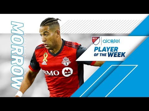 Justin Morrow: Three goals and the shield | Alcatel Player of the Week