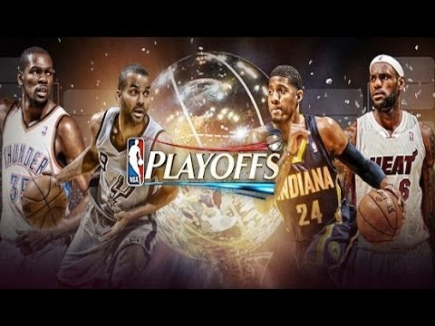 2014 NBA Playoffs Highlights presented by Adidas MiCoach