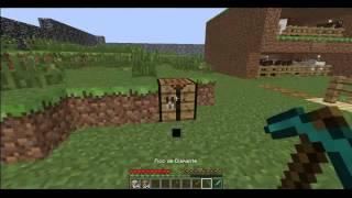 Como Hacer Picos,Espadas Y Hachas [ Minecraft 1.5.1 HD