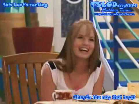 [TSLOD DebbyVNFC vietsub] The Suite Life On Deck Theme song