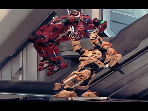 Halo Ninjas Unlimited Halo 4 Ninja Montage