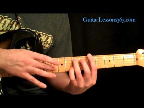 Joe Satriani Style Tapping Guitar Lesson Pt.1 - Midnight