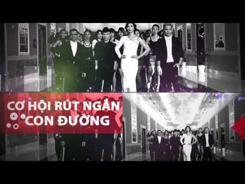 Vietnam's Next Top Model 2013 - Trailer.