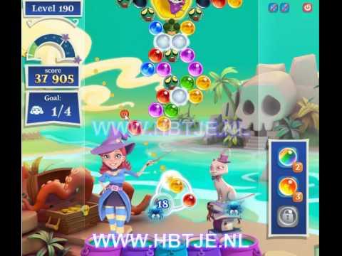 Bubble Witch Saga 2 level 190