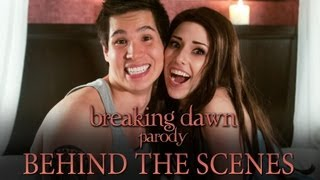 The Making Of Breaking Dawn Parody By The Hillywood Show