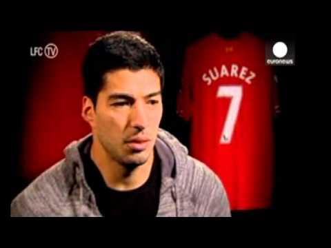 Luis Suarez signs long-term deal with Liverpool