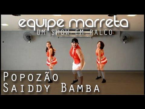 Saiddy Bamba - Popozão | Coreografia Professor Jefin