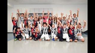 Juventus: Bimbi in Campo