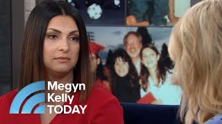 Woman Reveals How She Was Trafficked By Her Own Boyfriend At Age 18 | Megyn Kelly TODAY