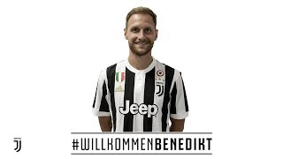 Welcome to Juventus Benedikt Höwedes