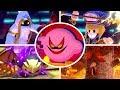 Kirby Star Allies All Bosses Secret Final Boss Soul Melter Difficulty