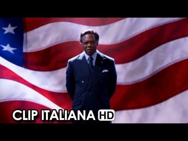RoboCop Clip Ufficiale Italiana 'Il Futuro dell'America' (2014) - Samuel L. Jackson Movie HD