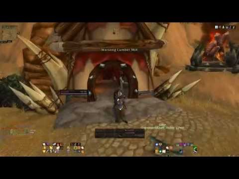 WoW MoP: Level 20 Protection Paladin twink Warsong Gulch