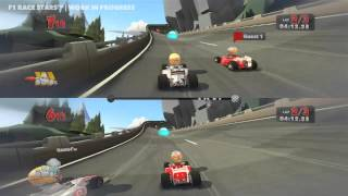 F1 Race Stars Gameplay First Look (HD)