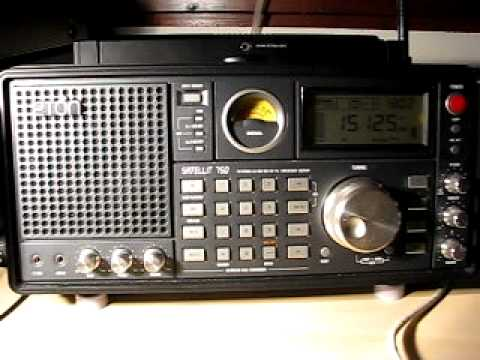 China Radio International 15125 kHz. 5.2.2012.
