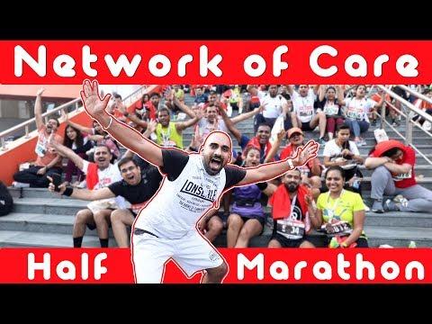 Khattarnaak | Network of Care | Delhi Marathon