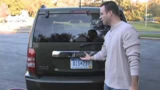 Jeep Liberty iPod installation videos
