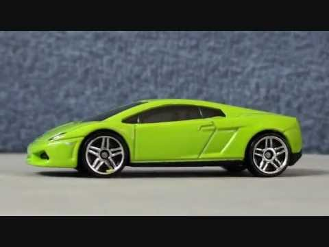 awesome hot wheels car lamborghini gallardo lp560 4 youtube. Black Bedroom Furniture Sets. Home Design Ideas