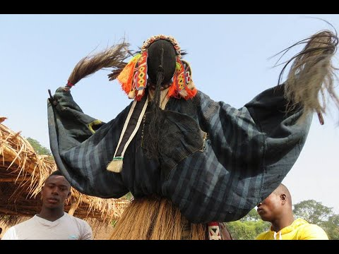 Overlanding West Africa: Stilt Dance Ceremony In Ivory Coast
