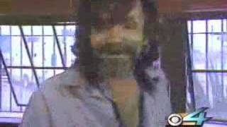 Lost Manson Tapes! Extremely Rare Manson Interview