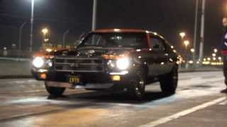 SS Shaun Chevelle Vs Heavy N The Game GT-R ROUND 2